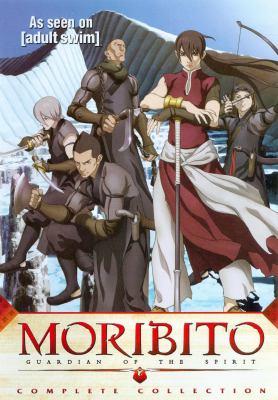 Moribito, guardian of the spirit