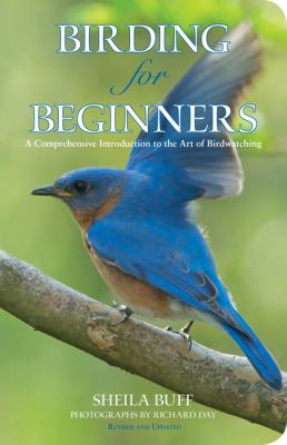 birding for beginners book cover