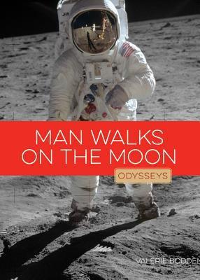 Man walks on the moon