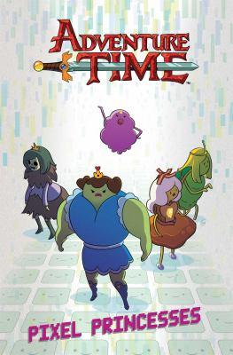 Adventure time. 2, Pixel princesses