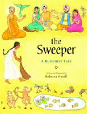 The sweeper : a Buddhist tale