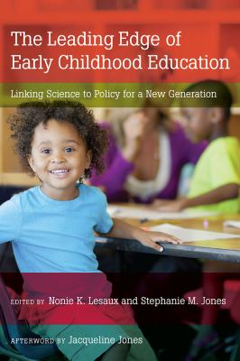 The leading edge of early childhood education :