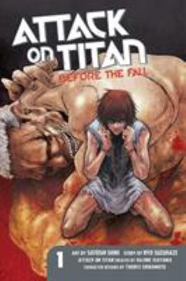 Attack on Titan. Before the fall, 1