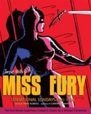 Miss Fury :