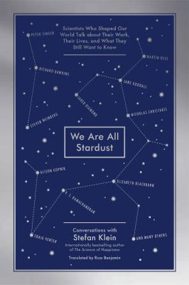 We are all stardust :
