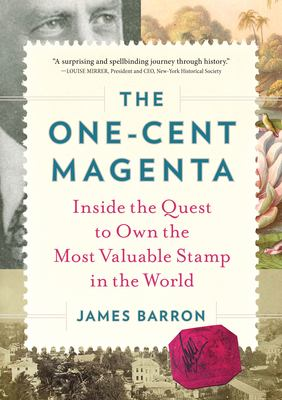 The one-cent magenta :