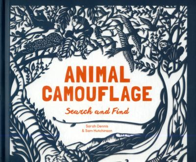 Animal camouflage : search and find