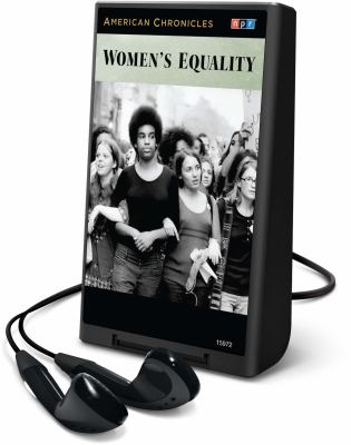 American chronicles.Women's equality