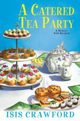 A catered tea party :