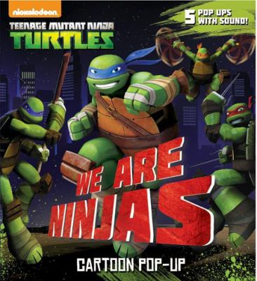 We are ninjas :