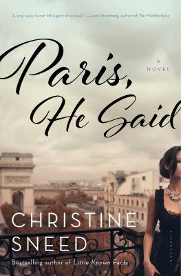 Paris, He Said