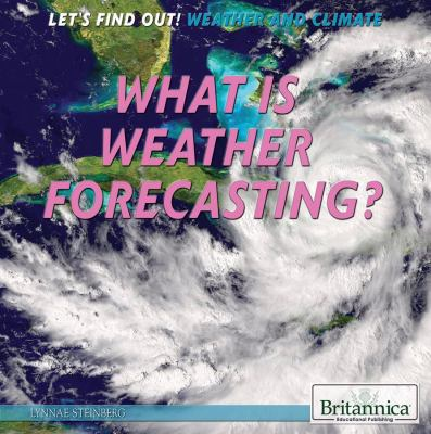 What is weather forecasting