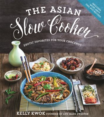 Asian Slow Cooker book cover