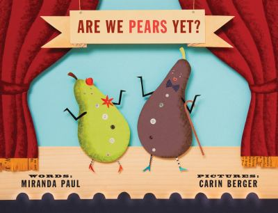 Are we pears yet