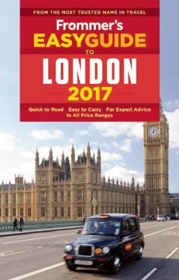 Frommer's easyguide to London 2017