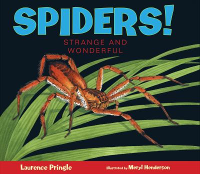 Spiders! : strange and wonderful