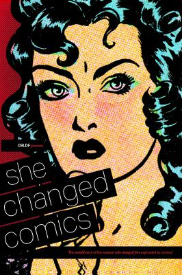 She changed comics :