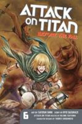 Attack on Titan. Before the fall, 6
