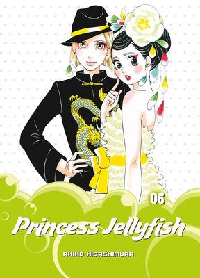Princess Jellyfish. 06