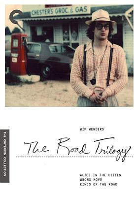 Wim Wenders, the road trilogy