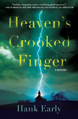 Heaven's crooked finger : an Earl Marcus mystery