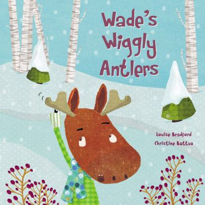 Wade's wiggly antlers