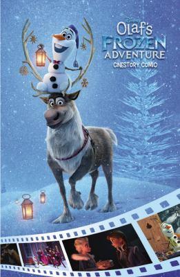 Olaf's Frozen adventure : cinestory comic.