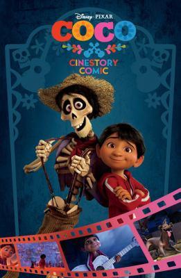 Coco : cinestory comic.