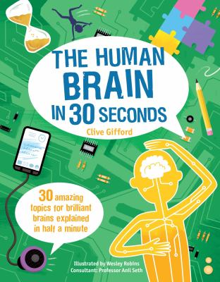 The human brain in 30 seconds