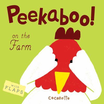 Peekaboo! On the farm!