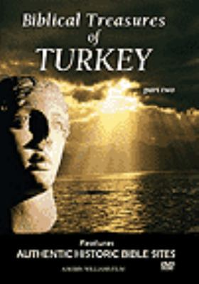 Biblical treasures of Turkey. Part two