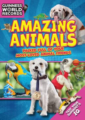 Guinness World Records. Amazing animals.