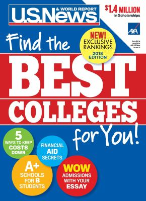 Best colleges 2018.