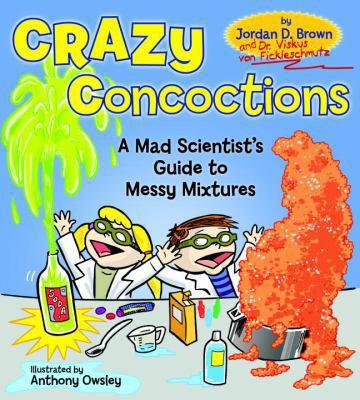 Crazy Concoctions book