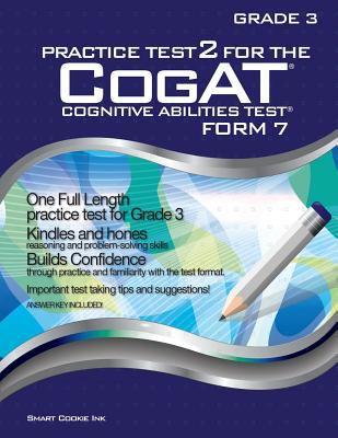 Practice test 2 for the COGAT® - form 7 : Cognitive Abilities® Test level 9 (grade 3)