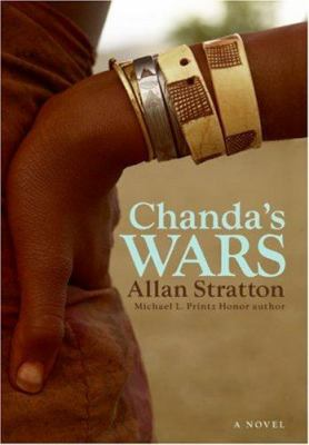 Cover of Chandra's Wars by Allan Stratton