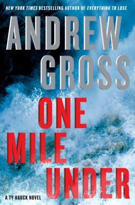 One mile under :