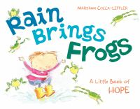 Rain Brings Frogs book cover