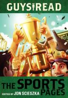 Cover of Guys Read: The Sports Pages