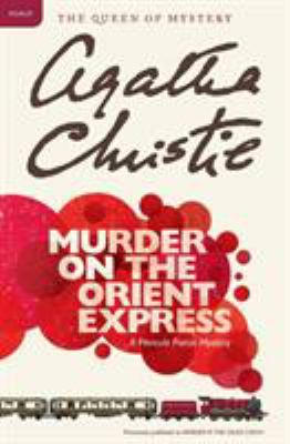 The Monogram Murders Review Murder on the Orient Express by Agatha Christie Book Cover