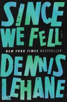 Since We Fell book cover