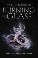 Burning Glass book cover