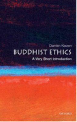 Buddhist ethics :