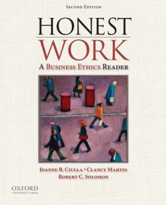 Business ethics catalog cover image