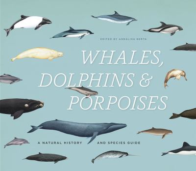 Whales, dolphins, & porpoises :