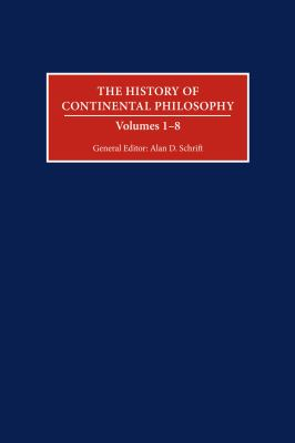 History of Continental Philosophy
