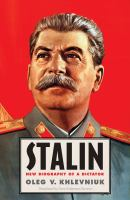 Stalin: New Biography of a Dictator book cover