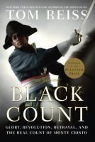 Book cover of The Black Count. 