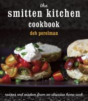 Book Cover of Smitten Kitchen cookbook