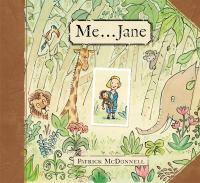 Me…Jane book cover